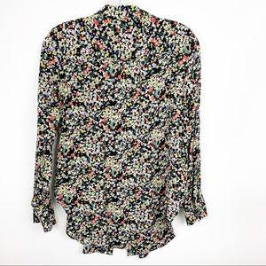 Anthropologie Tops - Anthropologie Maeve Matilda Floral Buttondown Top